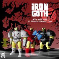 罐装哥特钢铁侠——The Iron Goth