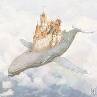 巨型动物世界——Gregory Fromenteau画作欣赏(纯图)