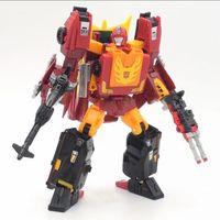 TF—圣贤的变形金刚玩具418,天元神力系列领袖级补天士