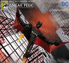 MEZCO–ONE:12 COLLECTIVE系列【未来蝙蝠侠】1/12比例人偶作品