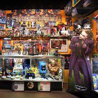 这家博物馆拥有世界上最多的蝙蝠侠衍生品