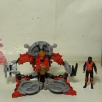 TF—圣贤的变形金刚玩具255,真人版第3部DOTM基础联盟级混响