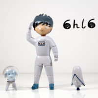 访谈 | 6HL6韩宁:太空小子就是我