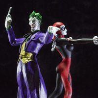 "YAMATO蝙蝠俠小丑哈利---別樣""日系""丑爺哈莉奎茵"