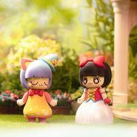 新年童话开启!Kimmy&Miki童话系列第二弹梦幻上市