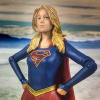 美剧《超女》女超人DC可动玩具点评
