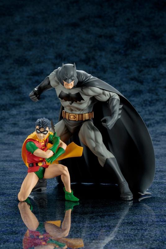蝙蝠侠&罗宾