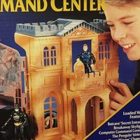 KENNER 1991蝙蝠侠归来 蝙蝠洞场景视频测评