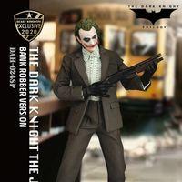 野兽国 蝙蝠侠:黑暗骑士 - 小丑The Joker  劫匪版 1/9人偶前瞻
