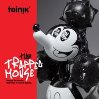 """The Trapped Mouse Ver.""""Glitter B&W"""" 发售中~"""