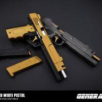GENERAL 1/6兵人用 现代武器套装 前瞻
