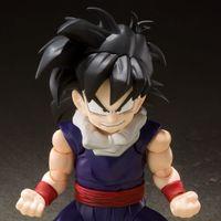 Tamashii Nations 龙珠Dragon Ball Z 少年版孙悟饭 SHF 前瞻
