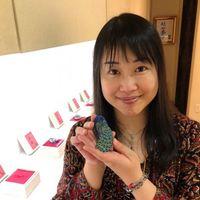 被石头选中的画师 日本石绘艺术家 中田秋绘 Akie Nakata