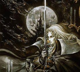 玩拓Gantaku 惡魔城Castlevania 阿魯卡多 1/5雕像 前瞻