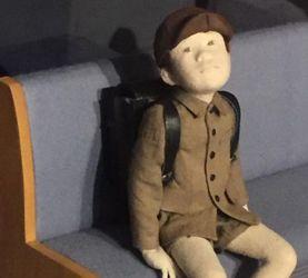木棉人形雕塑家—与勇辉作品欣赏