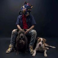 面具之王把狂野戴在脸上 球鞋面具艺术家Gary Lockwood