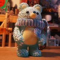 INSTINCTOY  Muckey 带刺小熊