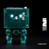 Underverse WWR2 SQAURE MK6 - GHASTY 幽灵 G6