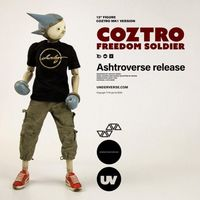 Underverse X Ashley Wood ASHTROVERSE COZTRO 人偶前瞻