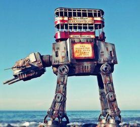 肖恩·马登(Sean Madden)的超现实主义雕塑