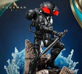 Prime 1 Studio 海王 黑蝠鲼Black Manta 电影版1/3雕像 前瞻