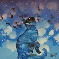 法国艺术家RaphaëlVavasseur笔下的猫 (纯图欣赏)