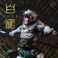 【五灵传-上古五灵】决战六一!五灵聚首!