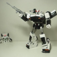 TF—圣贤的变形金刚玩具 294,MP--17 警车(上)