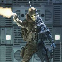 JackalX Corporal Joel Hagan 12寸科幻兵人 普通版&死亡小队 前瞻