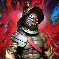 【老鐵玩具分享】四骑士神话军团2.0腐潮 角斗士克拉维斯
