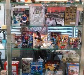 国外玩具店介绍-Japantown Collectibles