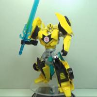 TF—圣贤的变形金刚玩具319, 2015新动画RID 加强级大黄蜂