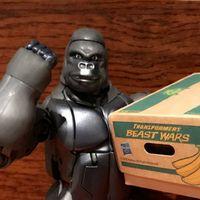天命之猩 — MP32猩猩队长/OptimusPrimal