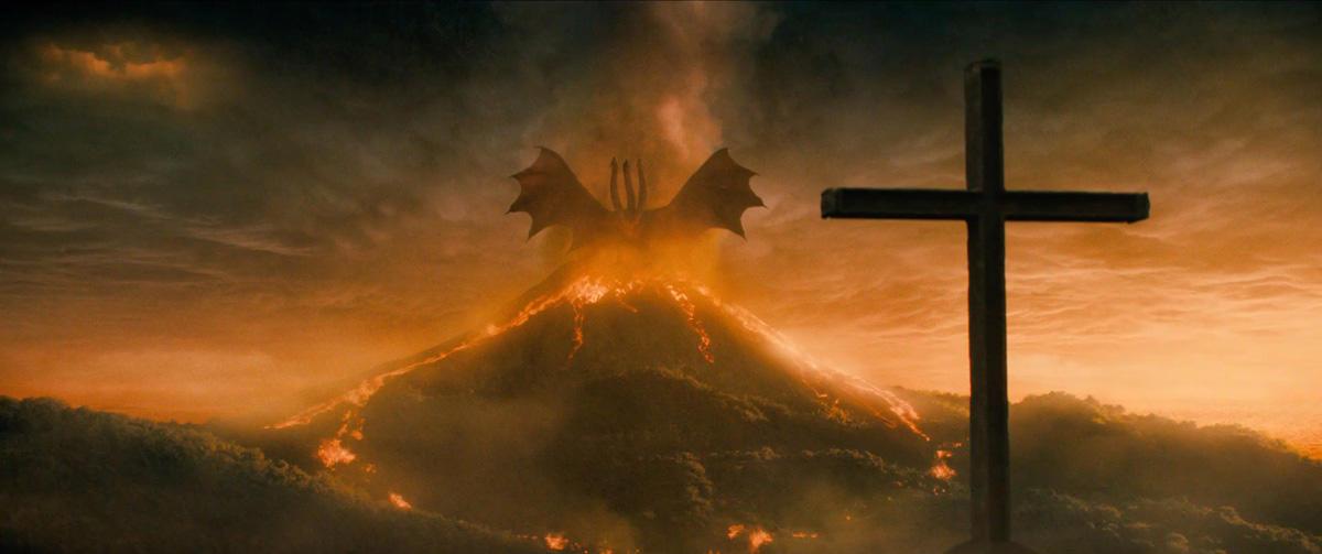 哥斯拉:怪兽之王电影画面