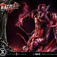 Prime 1 Studio DC 暗黑多元宇宙 金属 红色死神 1/3雕像前瞻