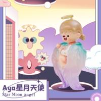 DF新品  | 身披彩翼的天使,坠落凡间的治愈,可爱的Aya想你了