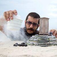 用玩具拍出广告成片—Felix Hernandez Rodriguez模型摄影