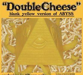 重口玩具 x 52toys 金字塔怪兽ABYSS WF限定版即将发售!