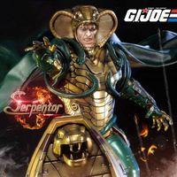 G.I. Joe新反派大帝!Prime 1 Studio 蛇王塑像登场!
