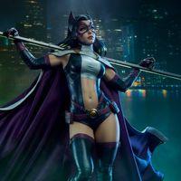 Sideshow DC COMIC 女猎手贝蒂内利 PF雕像 前瞻