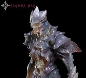 sazen model 原创GK Flower Man GK套件再版 预定