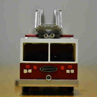Fire Engine 模型鉴赏...