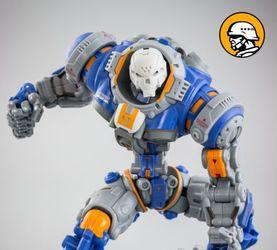 新品讯息:Astrobots星际雄兵——NO1.阿波罗