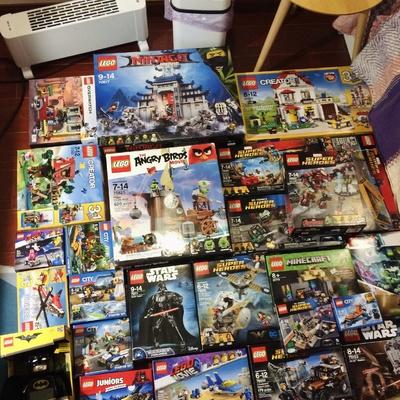 LEGO...