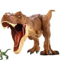 美泰Mattel 侏罗纪世界Jurassic World 2018新品一波 前瞻