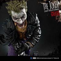 Prime 1 Studio 艺术家Lee Bermejo DC 小丑JOKER 1/3雕像前瞻