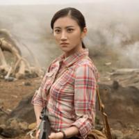 除了景甜,还有一位中国人参与了《金刚:骷髅岛》
