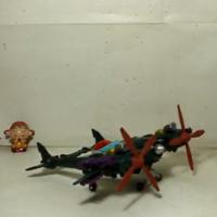 TF—圣贤的变形金刚玩具208,经典3.0系列亚洲限定航行家级俯冲
