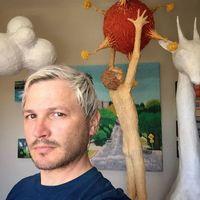 """他用纸创造了""""尘世乐园"""" 美国纸模艺术家Roberto Benavidez"""