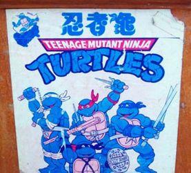 玩具情怀(10)忍者神龟
